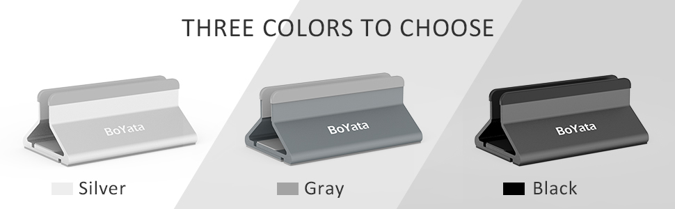three colors to choose