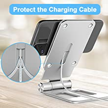 Protect the Charging Cable